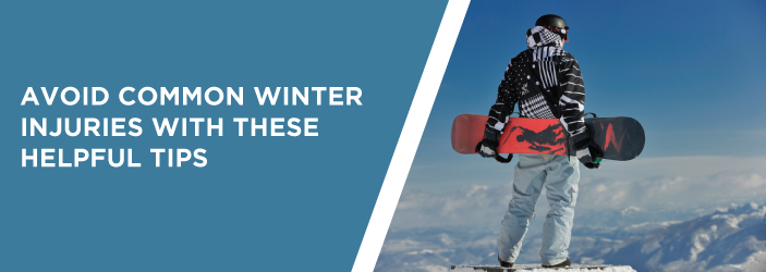 Avoid Common Winter Injuries with Tips